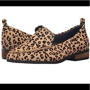 Dr Scholl's - Leopard Loafers - 9.5
